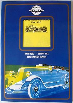Lotus Race Victories 1960-1962 Colin Pitt Car Book