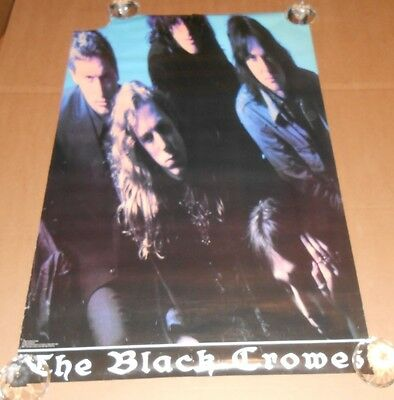 The Black Crowes 1992 Original Poster