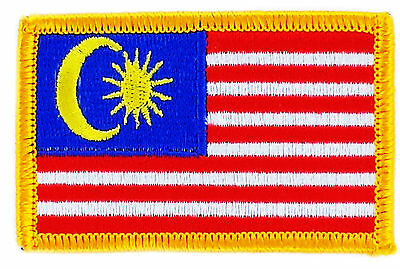 Stato Della Citta Del Vaticano Vatican Flag National P646 Iron on Patch Jacket