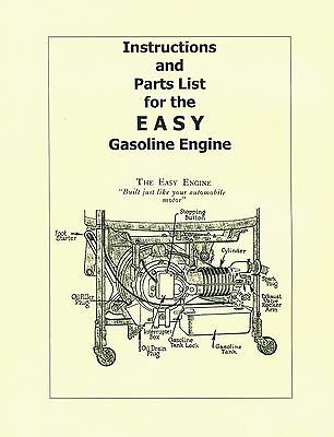 Easy Engine Instructions and Parts List