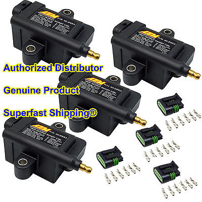 AEM 30-2853 High Output IGBT Inductive Smart Ignition Coil SET OF (4)