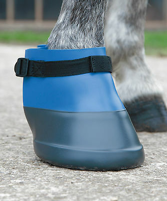 SHIRES POULTICE BOOTS 142 horse pony hoof treatment protection waterproof boot
