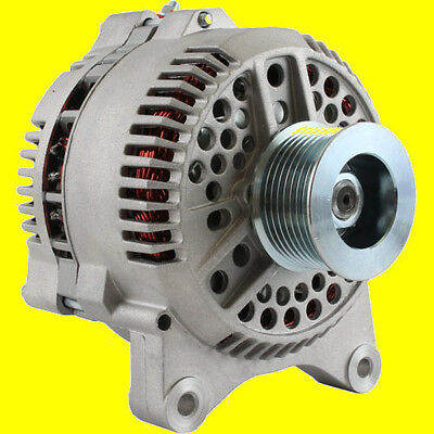 ALTERNATOR FORD F SERIES TRUCK 4.6L,5.4L 97 98 99 00 01 02 / EXPEDITION 130 AMP