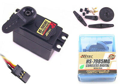 Hitec HS-7985MG Digital High Torque Metal Gear Coreless Servo HS7985MG/7985