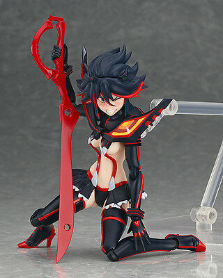 Max Factory figma Ryuko Matoi Kill la Kill Action Figure Good Smile GSC Japan