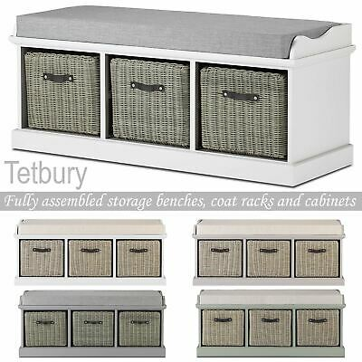 RICHMOND White Furniture, chest of drawers, bedside table, wardrobe, bed frame