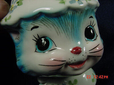 LEFTON CHINA MISS PRISS EGG CUP #5