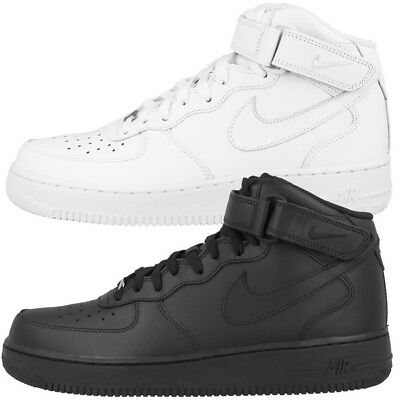 great fit bf3bb 679b8 Nike Air Force 1  07 Mid Schuhe Sneaker Dunk High Jordan Blazer Retro