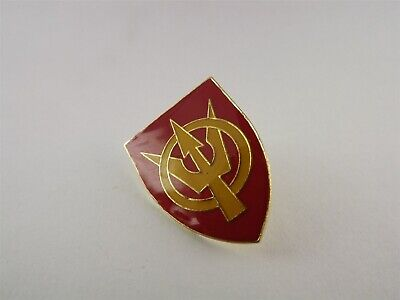 Us Army 4Th Transportation Brigade Pin Lapel / Hat Pin Brand New Military