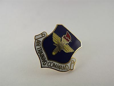 Usaf Air Force Air Education & Training Pin Lapel / Hat Pin Brand New Military