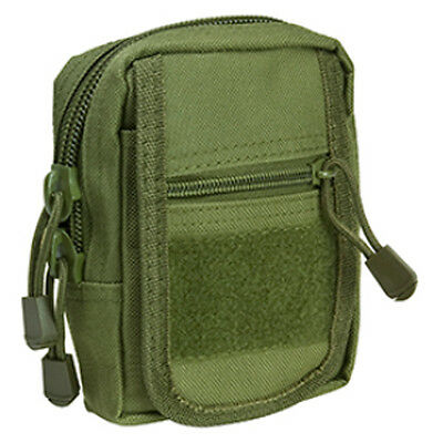 NcStar VISM OD Tactical MOLLE PALS Small Utility Accessory Pouch CVSUP2934G