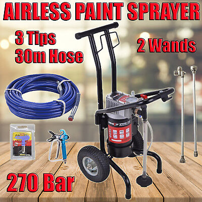 NEW  210bar 3045 PSI  AIRLESS PAINT SPRAYER SPRAY GUN SPRAYER MACHINE