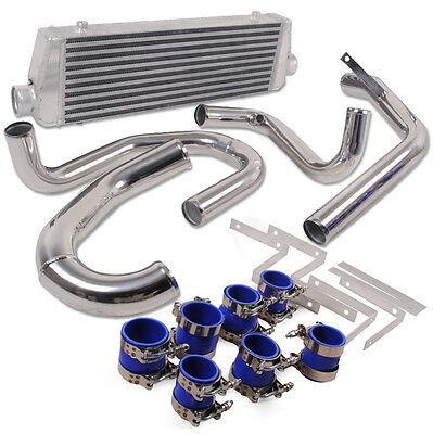 Audi A3 Tt 1.8T 98-05 Aluminium Turbo Race Front Mount Intercooler Fmic Kit