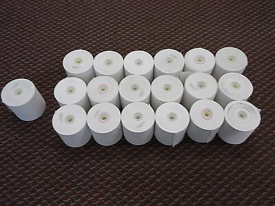 ADDING MACHINE CASH REGISTER PAPER ROLLS TAPE 3 INCH LOT OF 19 FREE SHIP!