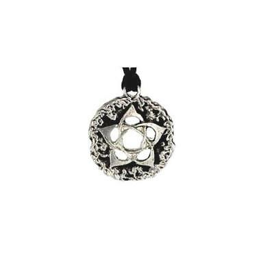 Celtic Pewter Pentagram Pendant