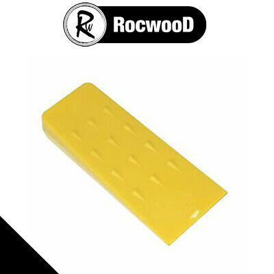 "Chainsaw Plastic 8"" Felling Cutting Cleaving Wedge"