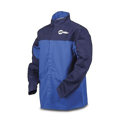 Miller 258097 Indura Cloth Welding Jacket Size Medium