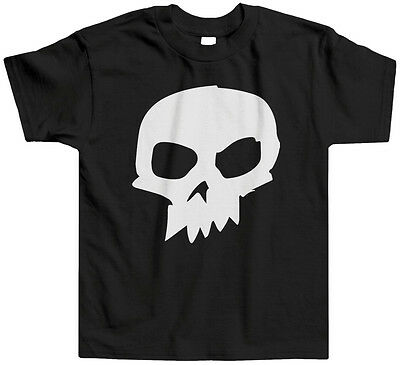 Sid Skull Kids Toddler T-Shirt Tee Pop Culture Andy Toy Story Buzz Movie
