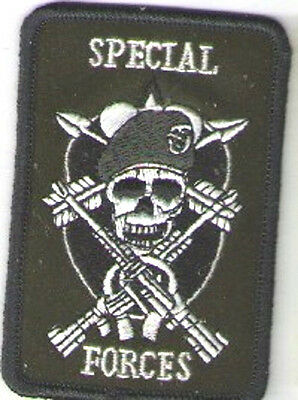 """SPECIAL FORCES"" EMB PATCH"