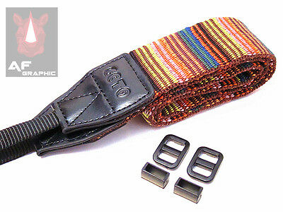 CS4 Vintage Camera Strap for GE X5 X400 X450 X500 X550 X600 X2600 Digital Camera