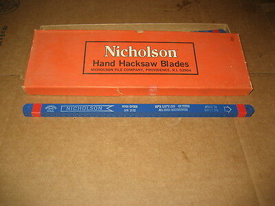 "Nicholson 62875 10"" 32T All Hard Saw Blades (D3149-50)"