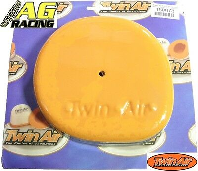 Twin Air Airbox Air Box Wash Cover For Yamaha YZ 400F 1998 98 Motocross Enduro