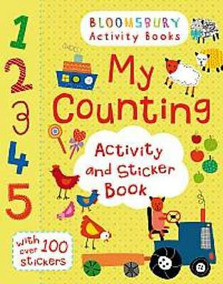 My Counting Sticker Activity Book (Maths Activity Books)
