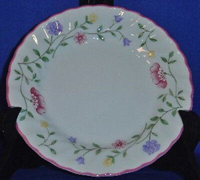 Johnson Brothers Summer Chintz Bread & Butter Plate(s) Since 1883 Backstamp
