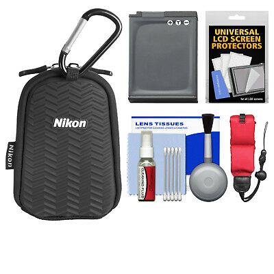 Nikon Coolpix All Weather Sport Digital Camera Case for AW100 AW110 AW120 Kit