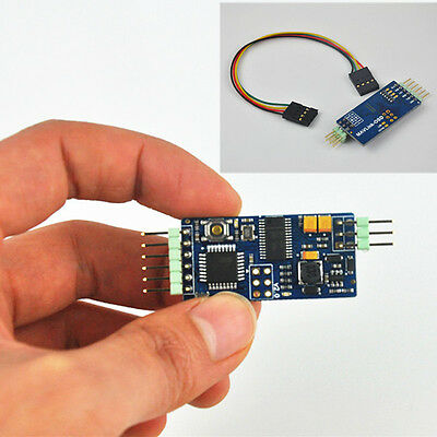 MAVLink-OSD V2.0 On-Screen Display MiniMOSD fr AIOP APM Telemetry ATMEGA328P DWF