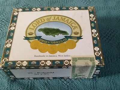 Cigar Box, Lord Of Jamaica