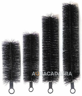 "Genuine 4"" Black Knight Filter Brushes Garden Koi Fish Pond Media"