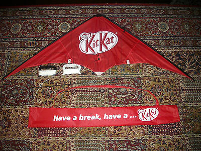 Aquilone Kit Kat Nestle Advertising Pubblicita