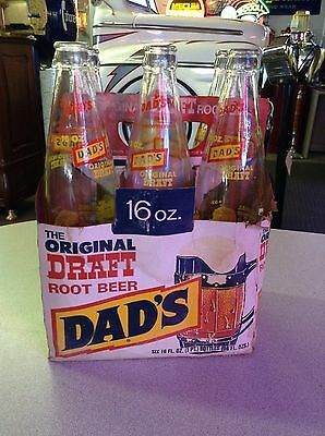 "Dad's ""The Original Draft Root Beer"" 16oz 6 Pack"