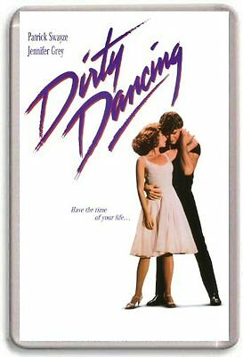 Dirty Dancing Fridge Magnet  01