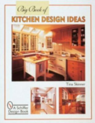 Big Book of Kitchen Design Ideas  -  321 color photos