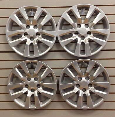 "NEW 16"" Hubcap Wheelcover SET of 4 that FIT 2007-2018 Nissan ALTIMA"