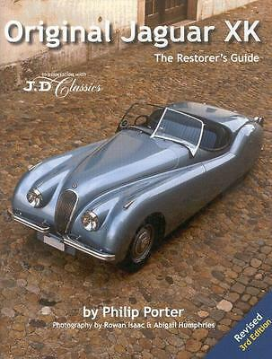 Jaguar XK Original Restorer's Guide Restauration (120 140 150) Buch book manual