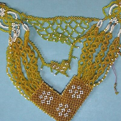 BellyDance ATS Costume NECKLACE Kuchi Tribe 804k6