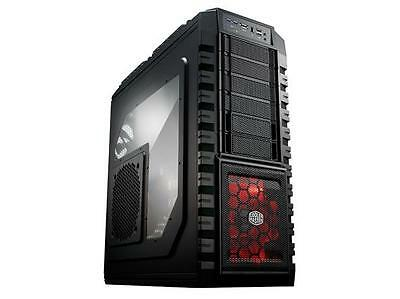 Cooler Master HAF-X Full Gaming Spec Tower Case No Power Supply Included