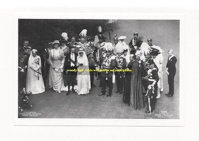 mm188 -wedding of King Manuel of Portugal to Augusta Victoria -6x4 Royalty photo