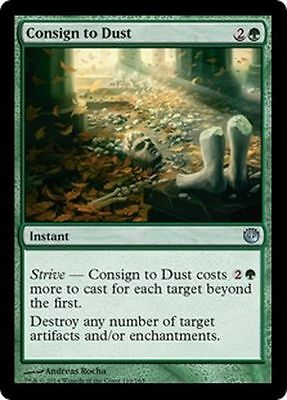 x4 Consign to Dust MTG Journey Into Nyx U M//NM English