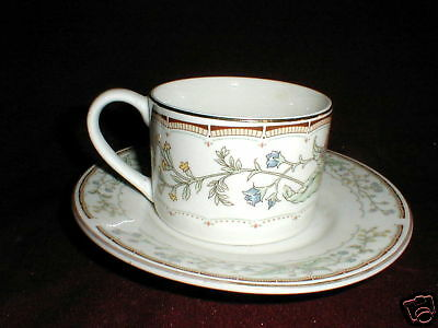 Farberware Fine China #4245  WELLESLEY Cup Saucer