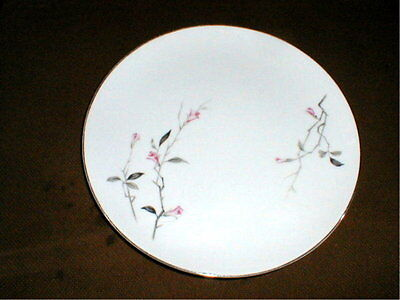 Fine China Japan CHERRY BLOSSOM #1067 Dinner Plate/s