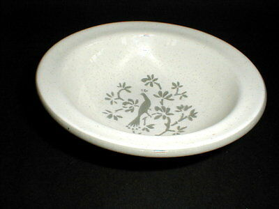Harker Pottery PEACOCK ALLEY Rimmed Cereal Bowl/s