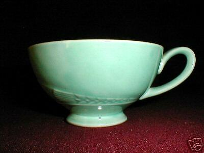Homer Laughlin China All Green SERENADE Cup Only