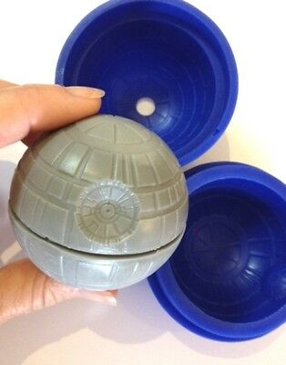 STAR WARS DEATH STAR Ball/Sphere SOAP /ICE MOULD Silicone, High Quality