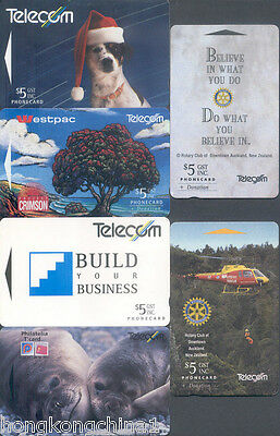 New Zealand 94 Adcards 4 collector issue NZ00398