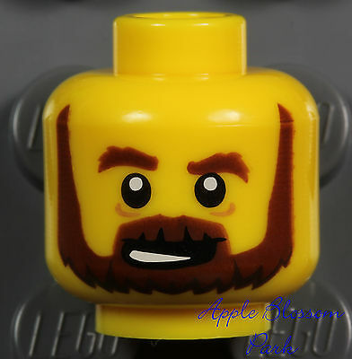 ☀️NEW Lego Pirate BLUE PLUME Castle//Kingdoms Knight Minifig Helmet Feather//Flame