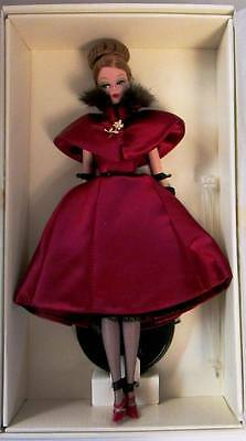 Ravishing in Rouge Barbie Doll (Fashion Model Collection) (Limited Edition) (N..